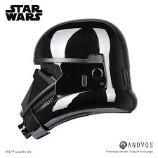 rogue one a star wars story death trooper helmet accessory 2018