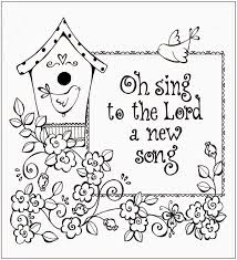 Sunday School Color Pages Preschool Coloring Free With For Best
