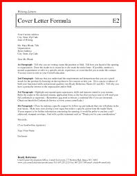 How To Title Cover Letter Apa Example