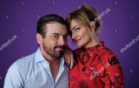 Skeet Ulrich Madchen Amick Skeet Ulrich left Editorial Stock Photo - Stock  Image