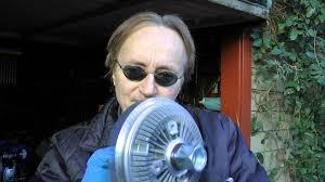 changing a bad fan clutch