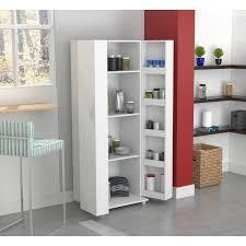 Inval Laricina White Kitchen Storage Cabinet Free Shipping Today