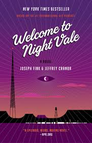 Welcome Purple Amazon Com Welcome To Night Vale A Novel 9780062351432