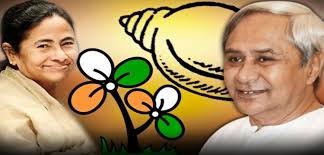 Image result for photos of naveen patnaik and mamata banerjee
