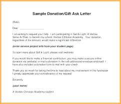 charitable contribution receipt letter charitable contribution letter template