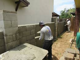 photo of stucco solutions san go ca united states cinder block wall