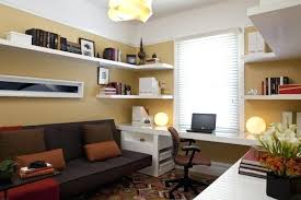 Home Office Interior Design Inspiration A Big Space For Small Office Stunning Home Office Interior