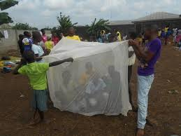malaria photo essay grassroot soccer grassroot soccer long lasting insecticidal nets llins are an effective method of malaria control but several studies have shown that school age children use llins less