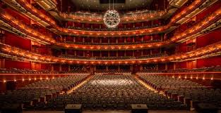 Prudential Hall Seating Chart Prudential Hall New Jersey Performing Arts Center In 2019