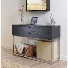 luxury contemporary console table with drawers  for your