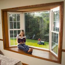 Kitchen  Bow Window Vs Bay Window Kitchen Windows Images Bay Bow Window Cost