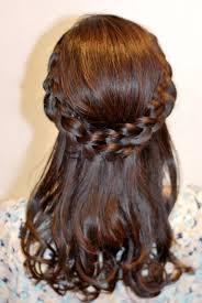編み込み 花 アレンジのヘアスタイルまとめ Matohair