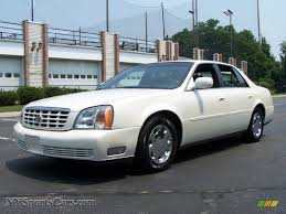 2000 Cadillac DeVille DHS in White Diamond - 306437 | NYSportsCars ...