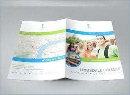Template Brosur Fold Business Brochure Template Free Vector Download Brosur