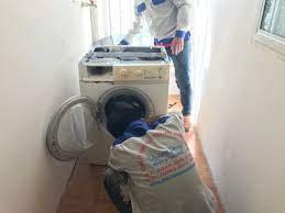 Máy giặt Aqua báo lỗi EA hướng dẫn chi tiết cách khắc phục