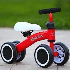 Xe chòi chân 4 bánh tự cân bằng cho bé yêu