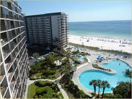 Relaxation At The Gulf; Edgewater Beach Resort Panama City Beach