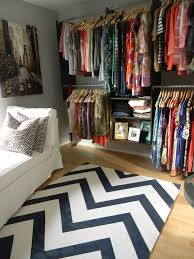 turn a spare bedroom into a giant walk in closet obsessed