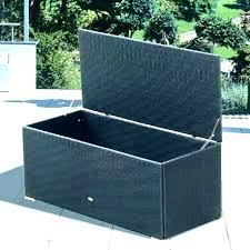 outdoor cushion storage containers outdoor cushion box outdoor cushion storage containers luxury outdoor garden brown rattan