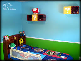 mario kart twin bedding set elephant super wall stickers for kids