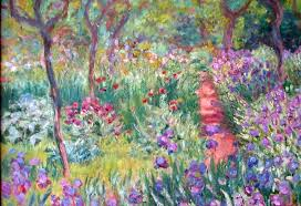 monet artist garden christine s question about the influence of french impressionist painting
