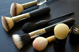 how to find choose good makeup brushes natural hair synthetic free fibers indian