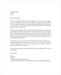 11 Thank You Letter For Appreciation Pdf Doc Free