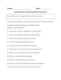 Best Verbs Best Of Abstract Noun Worksheets Identifying Nouns Verbs Adjectives