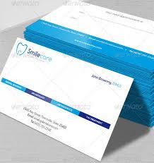 Templates : Dentist Business Card Sample In Conjunction With Dentist ...