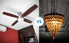 Spanish Style Ceiling Fans With Lights Ceiling Fans Or Chandeliers Learn When To Use A Fan Or A
