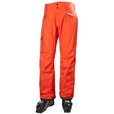 Helly Hansen Mens Sogn Insulated Cold Weather Cargo Ski
