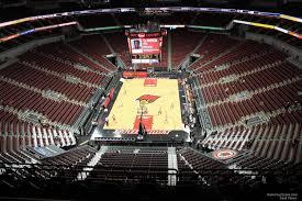 Yum Center Seating Chart Louisville Basketball Kfc Yum Center Section 330 Louisville Basketball