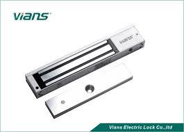 ul listed 12v 24v 600lb door status lock status monitored electric magnetic lock for sliding glass door