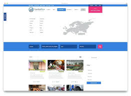Aspx Templates Free Download Template Classified Place Directory Website Template Top