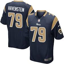 Official Jersey Los Angeles Nfl Rob Havenstein Rams - Authentic eaafeecbdafd|Homage To The Late Douglas Adams