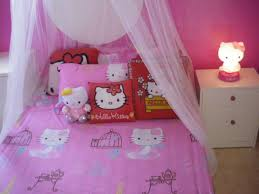 Kids Room Ideas For Girls Hello Kitty - Girls bedroom decor ideas