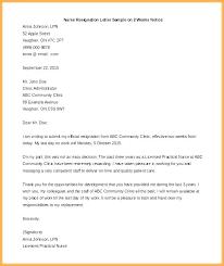 2 Week Notice Letter For Work 2 Weeks Resignation Letter Template Woodnartstudio Co