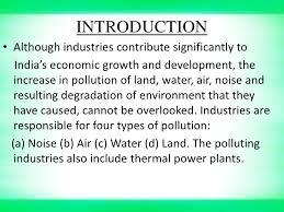 industrial pollution environmental degradation asif bastab mridu g  indutrial pollution andenvironmentle degradation x c group members gandharv bastab chatia mridu paban asif hussain 2