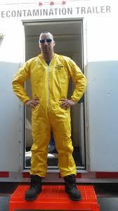 Tychem Qc Hazmat Suit Coveralls