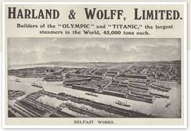 Image result for Harland and Wolff shipyard