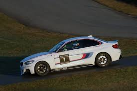 BMW Convertible bmw m235i race car : BMW Motorsport Shows How it Builds and Tests the M235i Racing ...