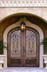 wrought iron front doorsWrought Iron Doors  Florida and Texas  Cantera Doors