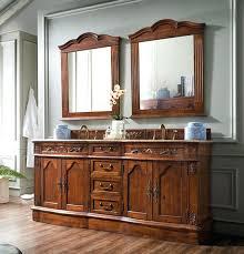 double basin vanity units for bathroom. vanities: double sink bathroom vanity with makeup table james martin amalfi 72 inch cherry basin units for