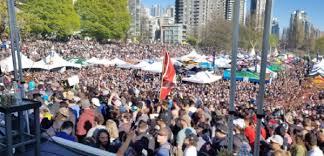 Vancouver Police Report 14 Medical Emergencies But No Major