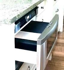sharp microwave drawer. Sharp Drawer Microwave 24 Under Cabinet Counter .