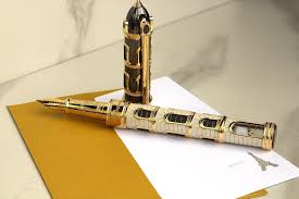 <b>S.T. Dupont</b> From <b>Paris</b> with Love Fountain Pen (Limited Edition ...