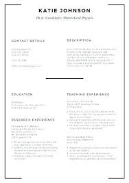 Awesome Resume Templates Free Minimal Template Awesome Resume