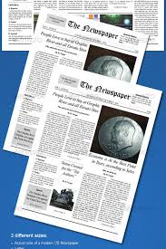Old Newspaper Article Template 20 Old Newspaper Templates Psd Jpg Free Premium Templates