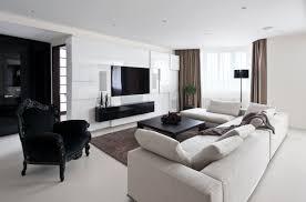 modern apartment living room ideas black. Elegant Fascinating Black And White Designs Modern Apartment Living Room Ideas R