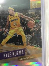 Sports › kyle kuzma memes & gifs. Found Our Boy Sitting In The Background Of This Kyle Kuzma Basketball Card Frankocean